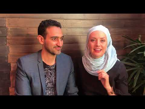 What Would You Tell Your #YoungerSelf: Waleed Aly and Dr Susan Carland