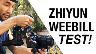 Zhiyun Weebill Lab [Review + Test Footage]