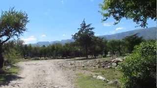 Camping Cerro de Oro Merlo San Luis