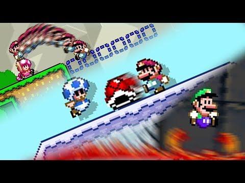 Chaotic Evil Mario Maker Bingo