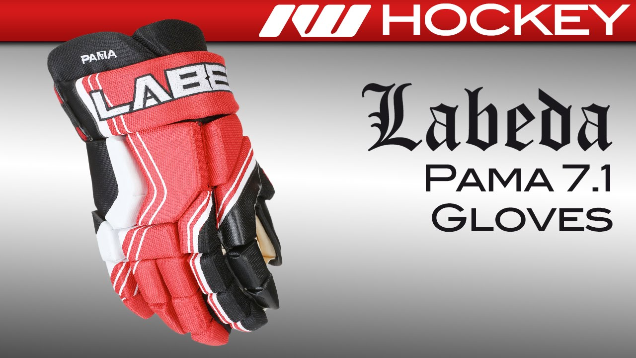 Labeda Pama 7.1 Hockey Gloves Review - YouTube