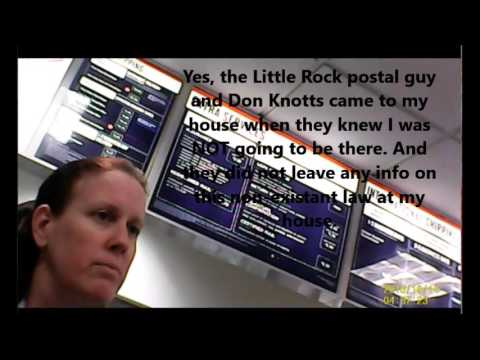 Abusive Post Master plays games with mail in Lowell
