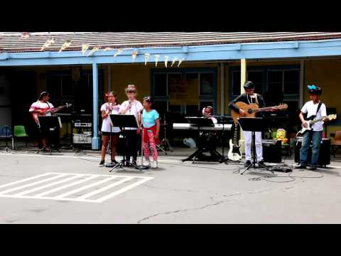 Mary Law Private School Rock Band |  Sweet Child O'Mine