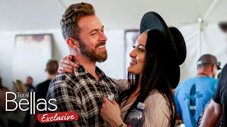 Nikki's an open book about her private time with Artem: Total Bellas Exclusive