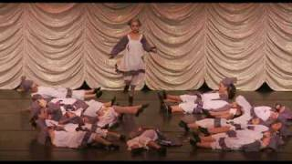 North Atlanta Dance Academy Spring Recital Jazz 1A Hard Luck Life