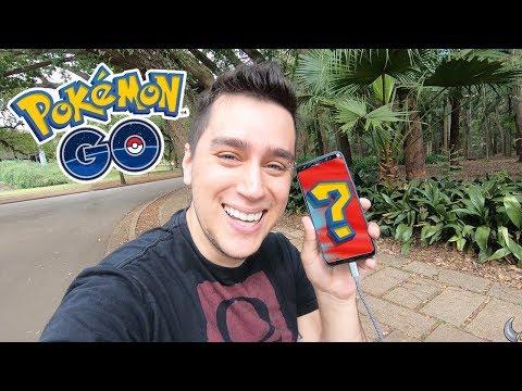 CAÇADA RAIZ, MUITAS CAPTURAS E SURPRESAS! - Pokémon Go Completando a 1º Geração (Parte 11) thumbnail