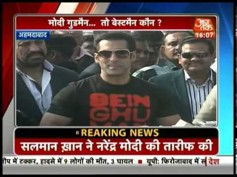 Modi will get what he deserves, declares Salman Khan