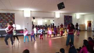 Appadi Podu - Bollywood Kids Camp