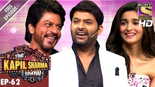 The Kapil Sharma Show - दी कपिल शर्मा शो-Ep-62-Shahrukh And Alia In Kapil