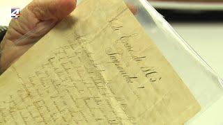 El Centro Daniel Vidart recibió documentos históricos originales donados por José Rivero Horta