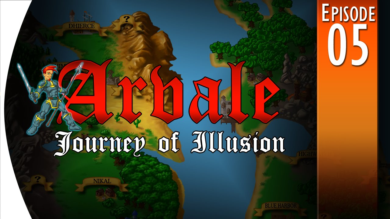arvale journey of illusion