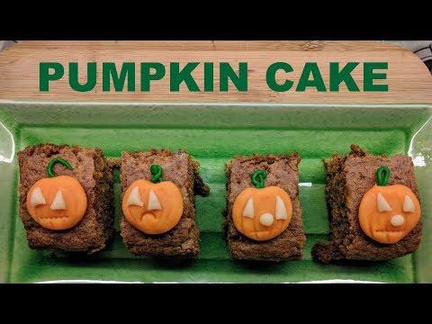 pumpkin-cake-façon-carrot-cake,-délicieux!