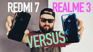 VERSUS! Realme 3 VS Redmi 7. Убийца Xiaomi??