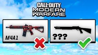 BETTER than the M4A1?! - Most OP GUN in Modern Warfare #CoDPartner