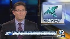 Vero surgeon pays $4M to resolve false billings