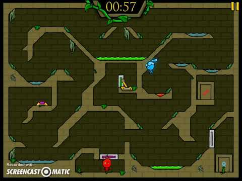 Play Fireboy and Watergirl: The Forest Temple online for ...