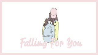peachy! - falling for you (ft. mxmtoon) (lyrics)