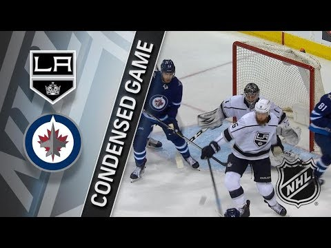 Los Angeles Kings vs Winnipeg Jets – Mar. 20, 2018 | Game Highlights | NHL 2017/18. Обзор