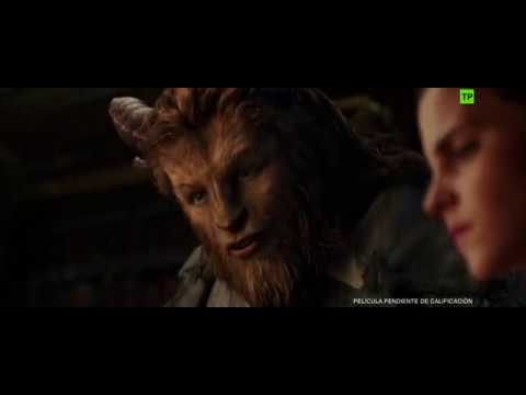 Trailer de La bella y la bestia película