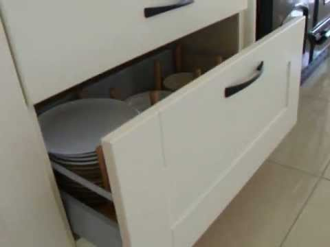 Conor Whelan Fitted Furniture Soft Close Plate Drawer