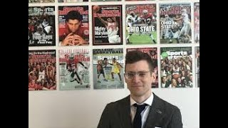 Jews in Sports with Michael: Adam Neuman, Chief Of Staff for the Big 10