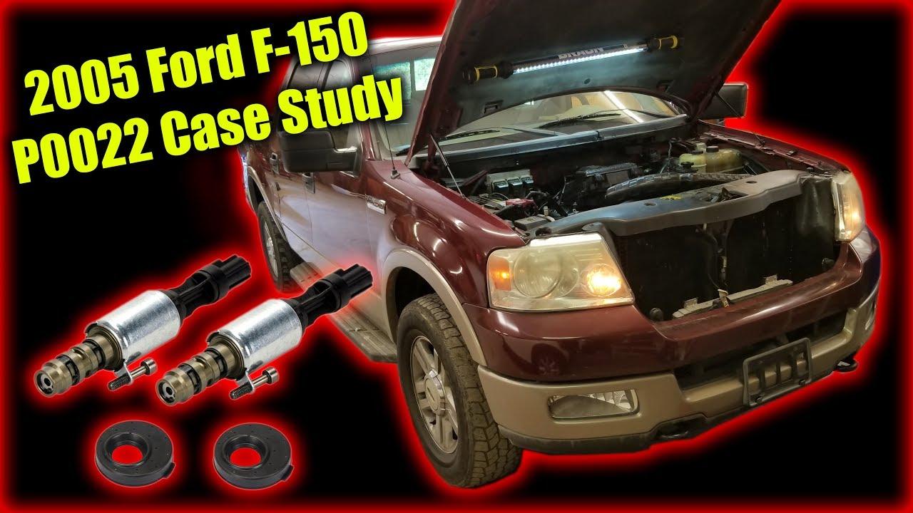 2005 Ford F-150 P0022 Case Study