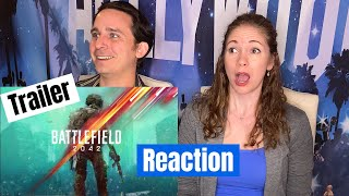 Battlefield 2042 Trailer Reaction