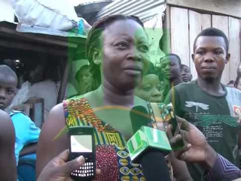 Fire Razes Down 70 Shops At Kumasi Central Market