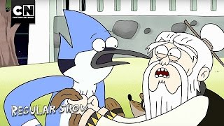 Regular Show | Extreme Training Montage! | Cartoon Network