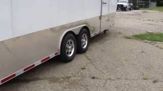 Video 2011 Cyclone Hurricane, car hauler, toy hauler, Lights, Roof A/C, aluminum wheels download MP3, 3GP, MP4, WEBM, AVI, FLV Mei 2018