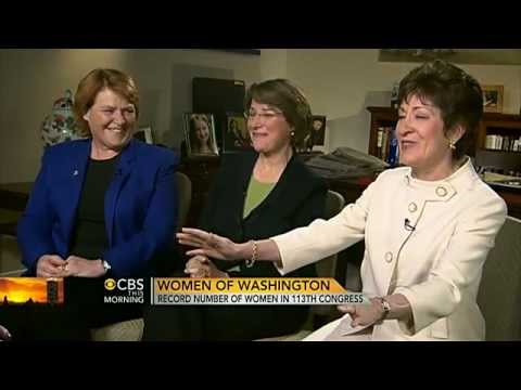 Girls Club- Women in the Senate on sticking together