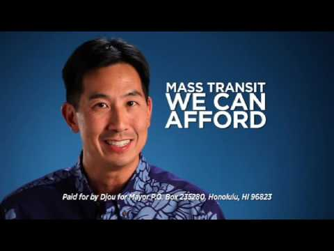 Djou for Mayor Commercial - August 2016