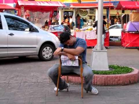 Evangelismo na praça