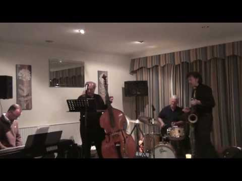 """JULIAN SIEGEL AND SIMON BROWN TRIO PLAYS 'INVITATION"""" AND """"ALL THE THINGS"""""""