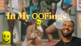 Drake - En Mis Sentimientos pero con el sonido de la muerte Roblox oof