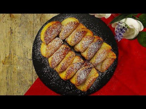 Ricotta ravioli: a sweet treat ready in no-time!