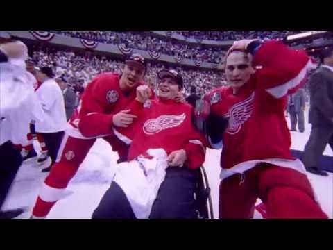 Memories: Konstantinov's story inspires the Red Wings