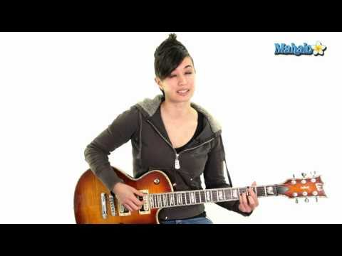 """How to Play the """"If I Ain't Got You"""" Pre-Chorus by Alicia Keys on Guitar"""