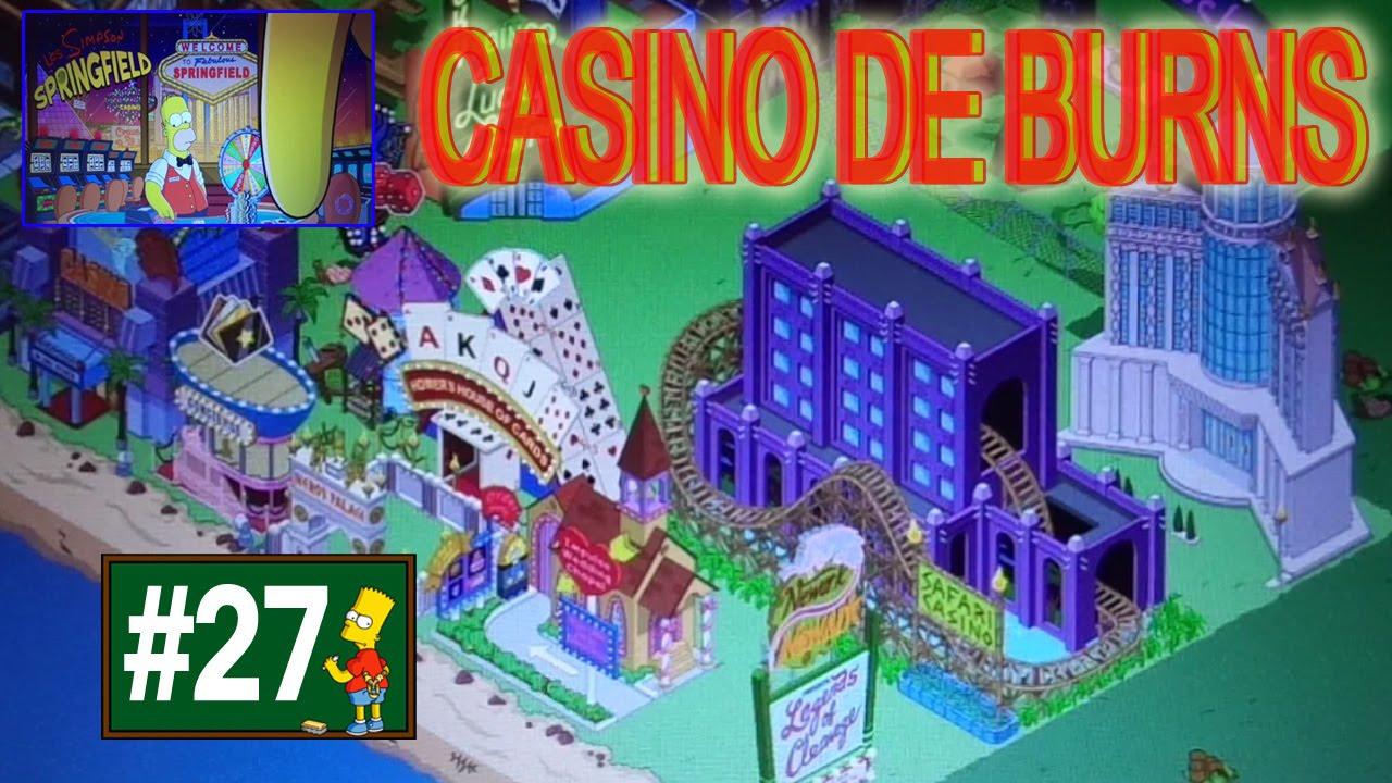 Как играть казино спрингфилд бесплатно играть в игровые автоматы гаминаторы без регистрации и смс