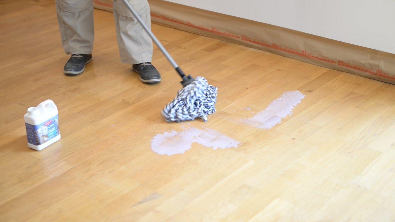 parquet flottant nettoyage comment nettoyer un parquet en bois excellent voici comment. Black Bedroom Furniture Sets. Home Design Ideas