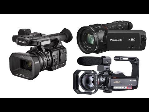 Best 4K Video Camera Camcorder  | Top 10 4K Video Camera Camcorder  For 2020 | Top Rated 4K Video