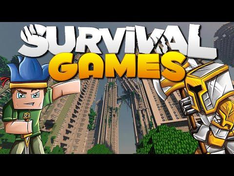 3 SYKE RUNDER - Survival Games - Norsk Minecraft