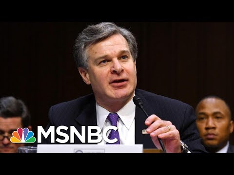 Joe: Institutions 1, Chaos 0 After FBI Director Christopher Wray's Hearing | Morning Joe | MSNBC