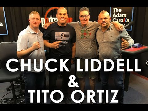 Great interview with Tito and Chuck. Amazing to see this side of them.