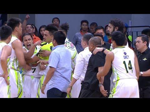 Terrence Romeo & Coach Pido Jarencio HEATED Commotion (VIDEO)