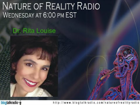 Dr. Rita Louise: Medical Intuitive With A Love For Spirituality & Antiquity