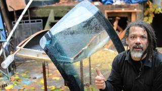 Rebuild: Chris Hackett's Solar Water Distillery
