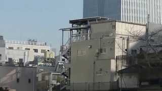 赤坂辺りの工事現場(赤坂小中跡・山脇学園・AIU赤坂ビル)