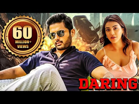 Download  Daring 2016 Full Hindi Dubbed Movie | Nitin, Kajal Agarwal | Nitin Movies Dubbed in Hindi Gratis, download lagu terbaru