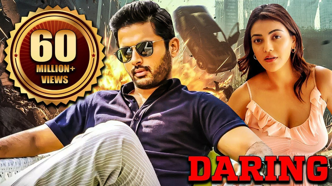Daring (2016) Full Hindi Dubbed Movie | Nitin, Kajal Agarwal | Nitin Movies Dubbed in Hindi #1